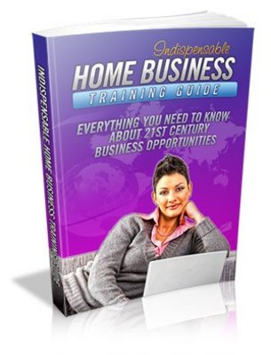 Product picture Home Business Training Guide
