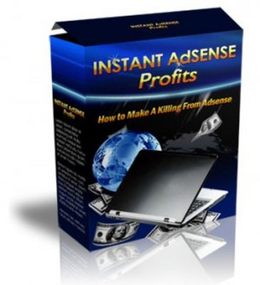 Product picture Instant Adsense Profits