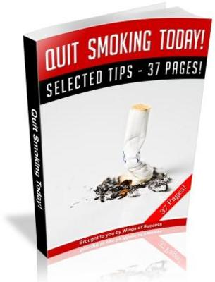 Product picture Quit Smoking Today!