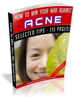 Product picture How To Win Your War Against Acne