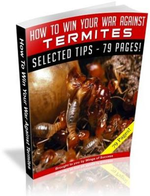 Product picture How To Win Your War Against Termites