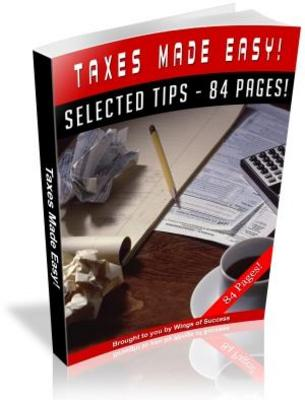 Product picture Taxes Made Easy