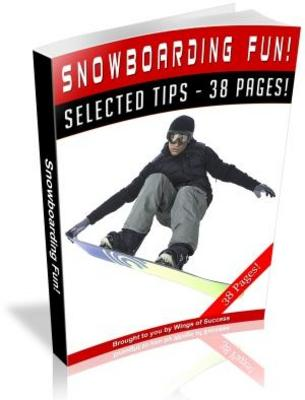 Product picture Snowboarding Fun