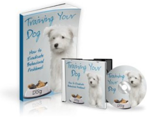 Product picture Training Your Dog