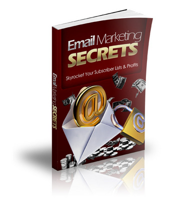 Product picture Email Marketing Secrets