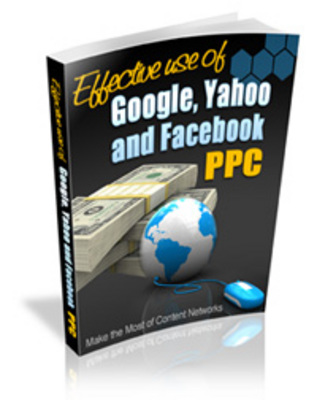 Product picture Effective Use Of Google & Yahoo PPC