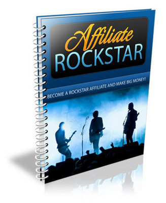 Product picture Affiliate Rockstar with Private Label Rights