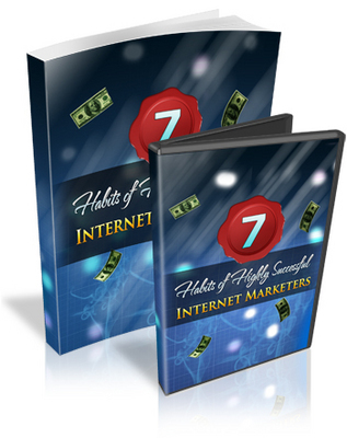 Product picture  The 7 Habits of Highly Successful Internet Marketers Video